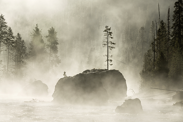 Ann Skelton - Spirit Of The Firehole