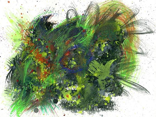 Rainbow Artist Orlando L - Spiritual Guidance - The Birth Of My Art #118