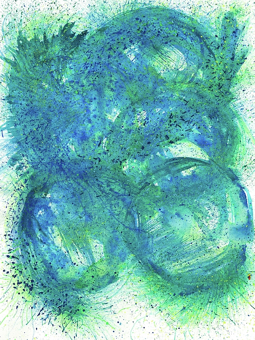 Rainbow Artist Orlando L - Spiritual Guidance - The Birth Of My Art #119