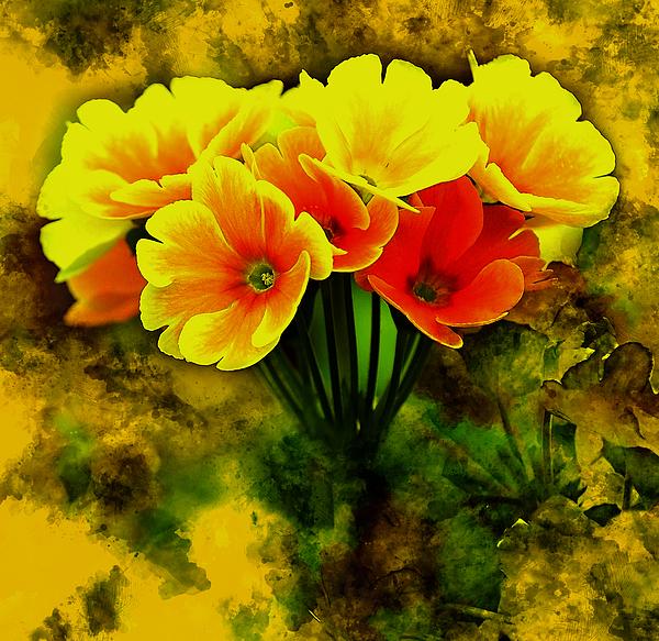 Love Art - Spring Flowers