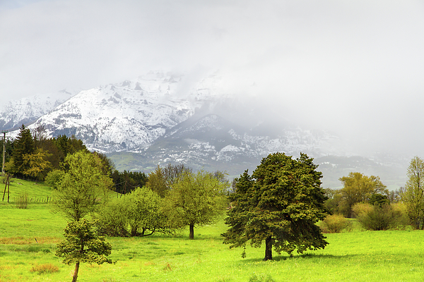 Paul MAURICE - Spring in French Alps