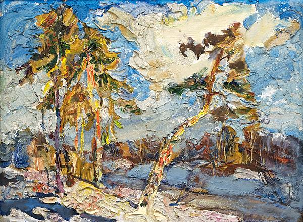 Nikolay Malafeev - Spring Morning