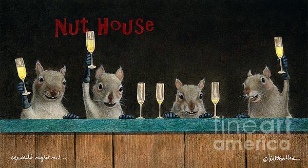 Will Bullas - Squirrel