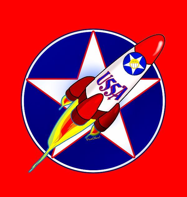 Star Rider Corps Rondel Commander Digital Art