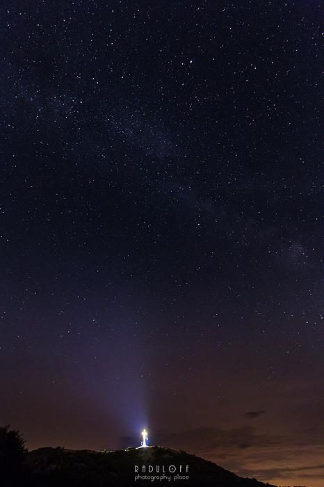 Nikolay Radulov - Starry night