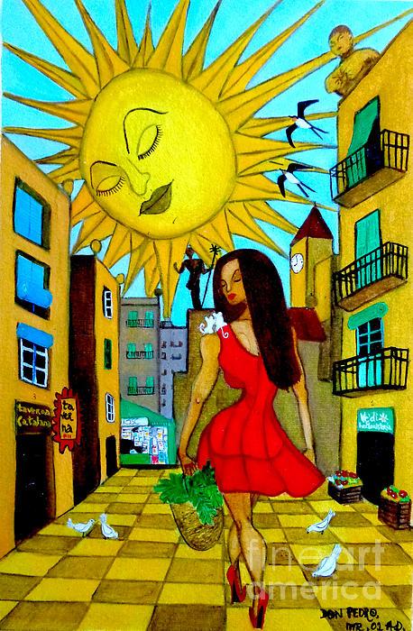 Don Pedro De Gracia - Starting a New Day