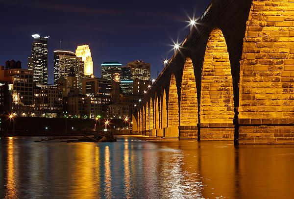Tammy Wolfe - Stone Arch Bridge