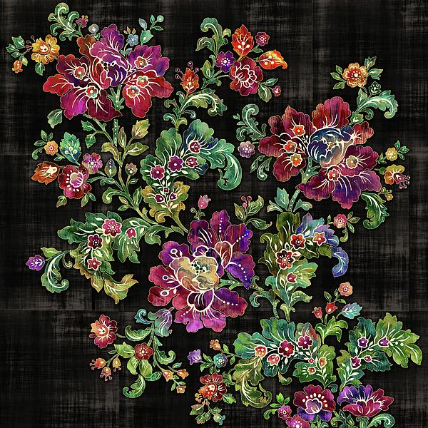 Grace Iradian - Stylized  Cozy Floral