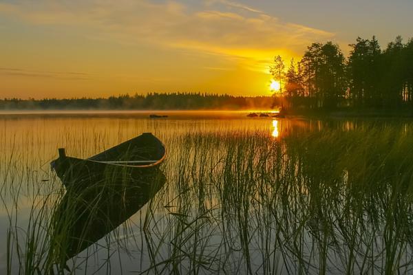 Veikko Suikkanen - Summer morning at 3.15