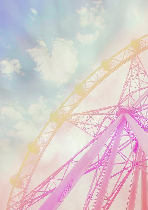 Shivonne Ross - Summertime Ferris Wheel