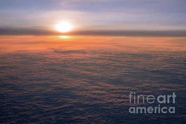 Zina Stromberg - Sun above the clouds