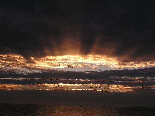 Diane Frick - Sun Breaking Through