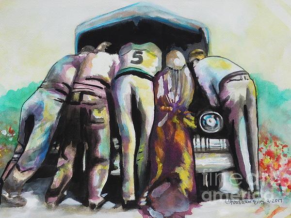 Chrisann Ellis - Sunday Mechanics