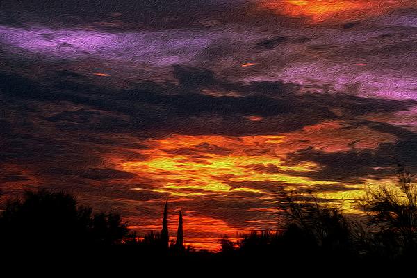 Sunset Op17 Photograph