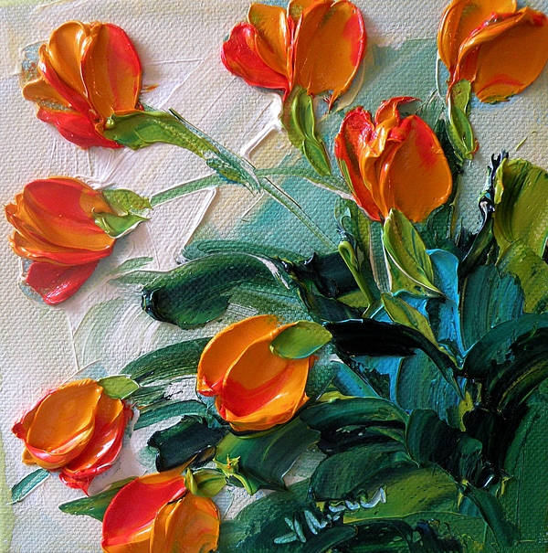 Jan Ironside - Sunshine on the Tulips