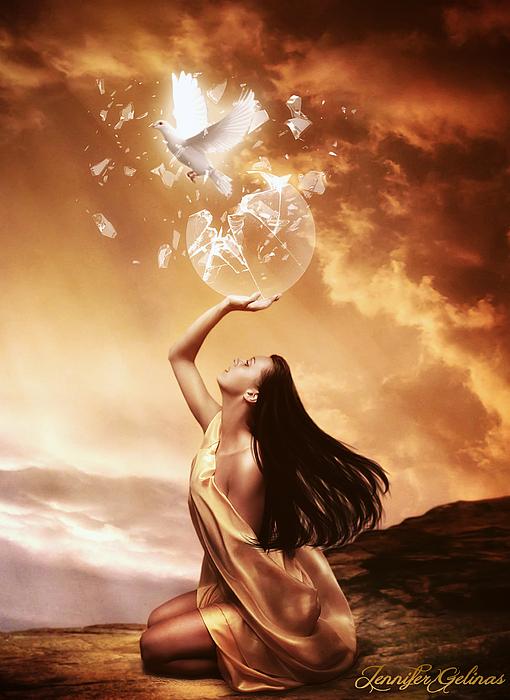 Jennifer Gelinas - Surrender