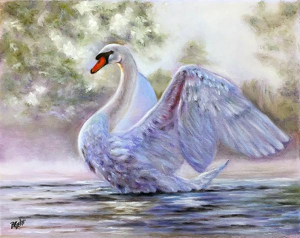 Dr Pat Gehr - Swan Lake