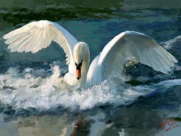James Shepherd - Swan Lake
