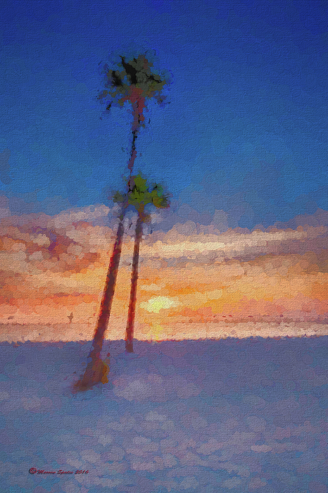 Marvin Spates - Swaying Palms