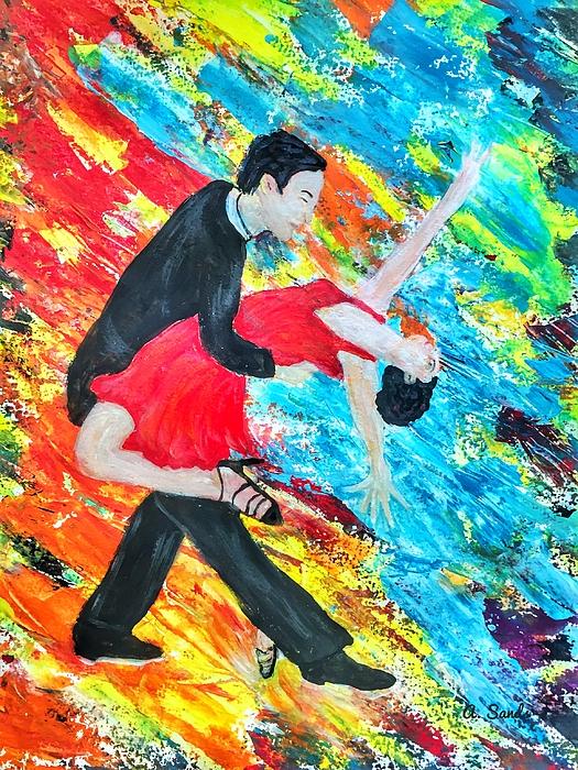 Anne Sands - Tango Sensation