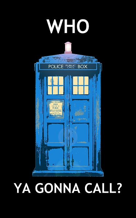Richard Reeve - Tardis - Who Ya Gonna Call