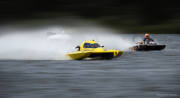 Kevin Chippindall - Taree Race Boats 2015 09