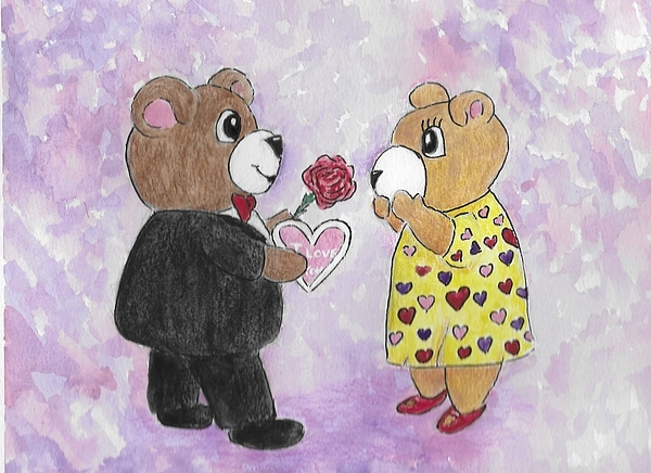 Chanler Simmons - Teddy Be Mine