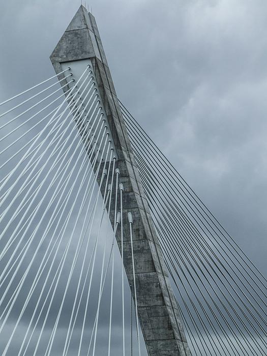 Helen Northcott - Terenez Bridge iii