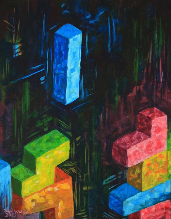 John Wallie - Tetris Tribute
