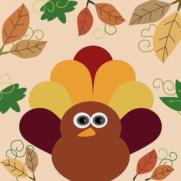 Thanksgiving Turkey Photograph
