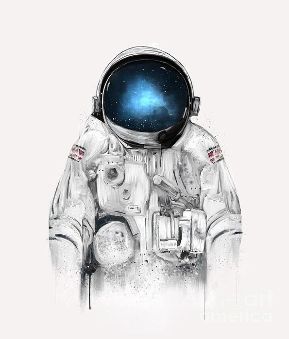 Bri Buckley - The Astronaut