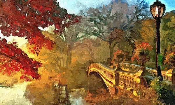 Maciek Froncisz - The Bow Bridge NYC