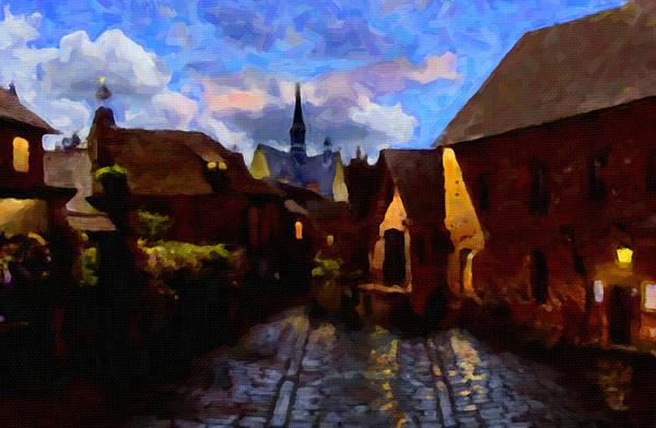 David Zimmerman - The Chill of Night