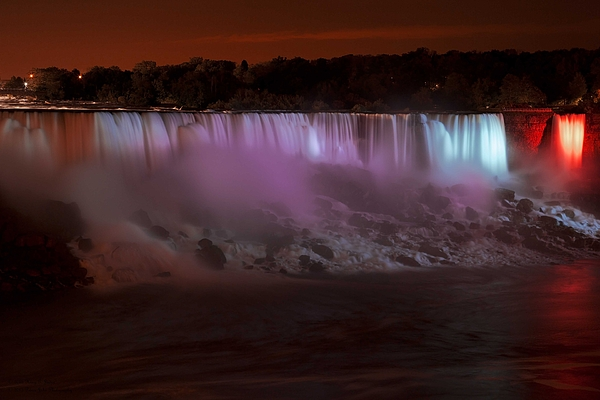 Hany J - The Colours Of Niagara Falls - 1