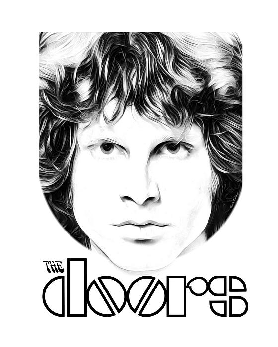 Scott Wallace - The Doors Jim Morrison