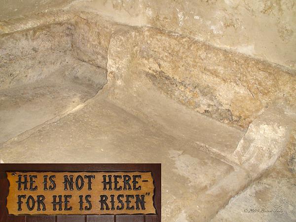 Brian Tada - The Empty Tomb