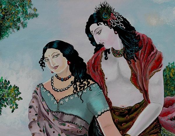 Tara Krishna - The eternal lovers