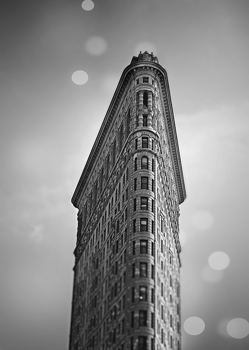 Marisa Nourbese - The Flatiron Building