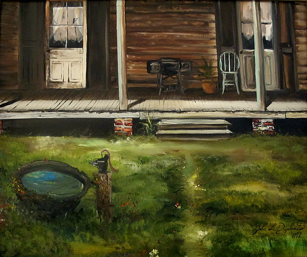 John  Duplantis - The Front Porch