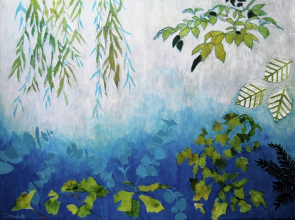 Diane Marcotte - The Garden
