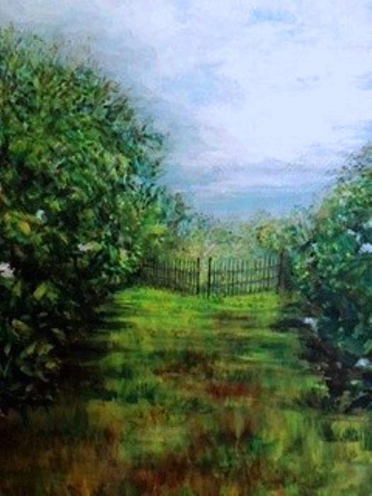 Susan Abell - The Gate Escape