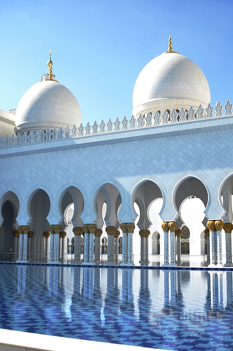 John Hughes - The Grand Mosque 6