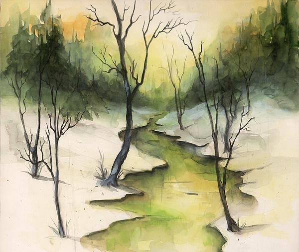 Terry Webb Harshman - The Greenwood