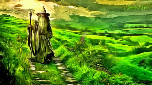 Leonardo Digenio - The Hobbit