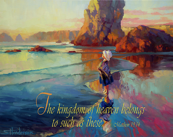 Steve Henderson - The Kingdom Belongs to These