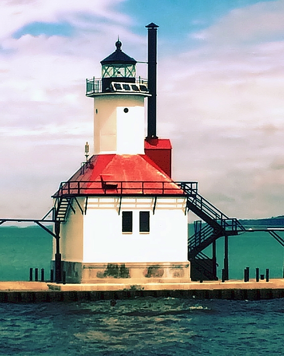 Mary Pille - The Lighthouse