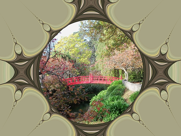 Nancy Pauling - The Little Red Bridge