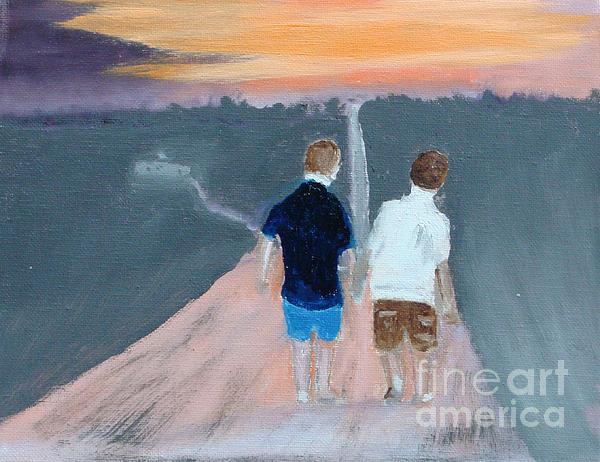 Rod Jellison - The Long walk Home