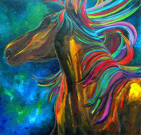 Patti Schermerhorn - The Mane
