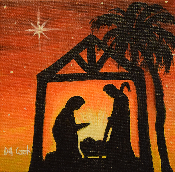 Donna Cook - The Nativity